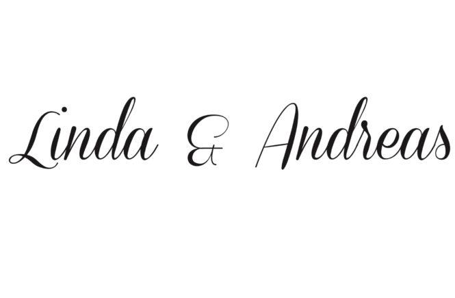Linda Andreas signatur